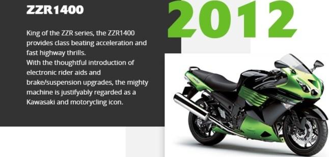 Sejarah Model Motor Kawasaki Yang Ngetrend