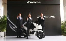 Tipe All New Honda PCX150