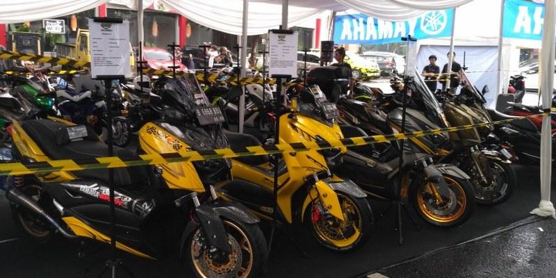 hasil semifinal Customaxi dari Tangerang