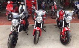 Ducati Monster Supercopy 110cc