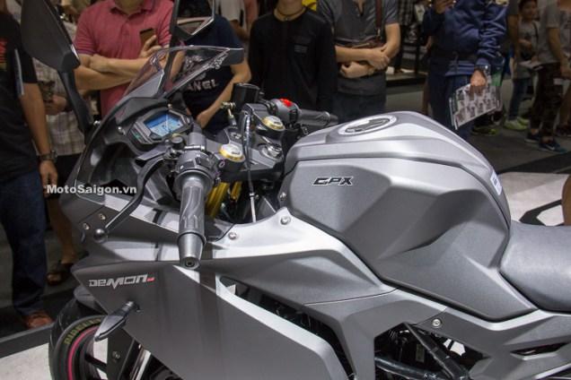 GPX Demon 150GR