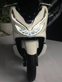 Launching Honda PCX150 2018