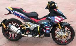 Modif Yamaha MX King