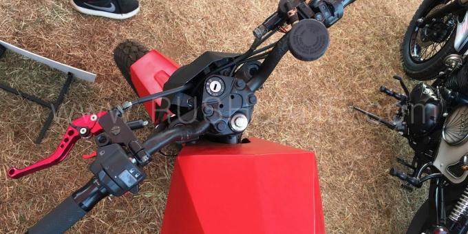Modifikasi Yamaha RX 135