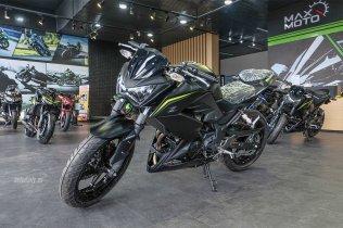 Kawasaki Z250 2018