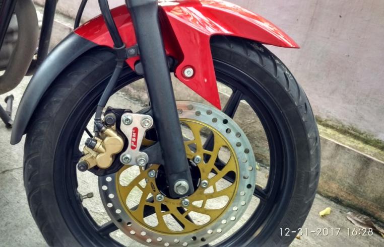 Cakram Lebar PSM Untuk Yamaha Scorpio