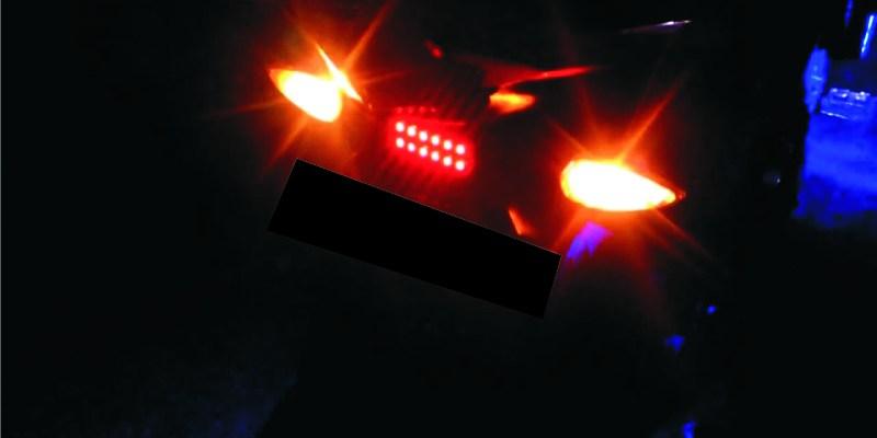 Lampu Hazard Di Sepeda Motor