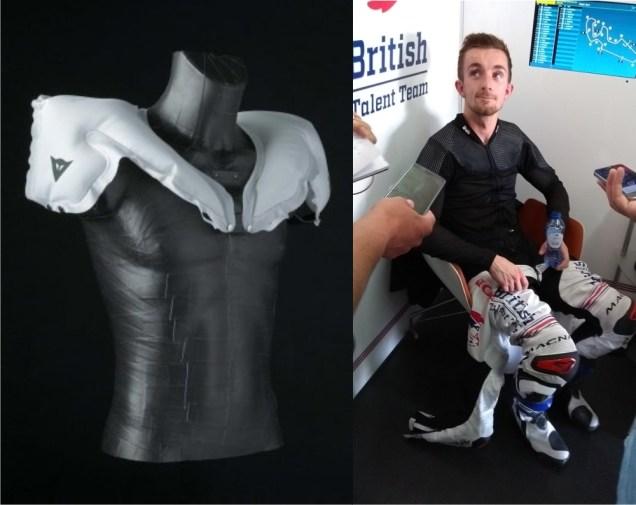 Pembalap MotoGP Wajib Gunakan Airbag