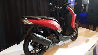 Yamaha LEXi 125 VVA Bluecore