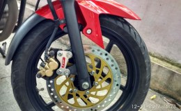 Spakbor Untuk Scorpio Modif Velg Lebar