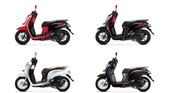 New Honda Scoopy 2018