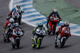 CEV Moto2 Estoril
