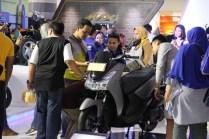 Blue Core Yamaha Motor Show