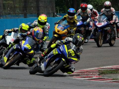 Indospeed Race Series 2018 Yamaha Siap Bertarung di Kelas Sport 150