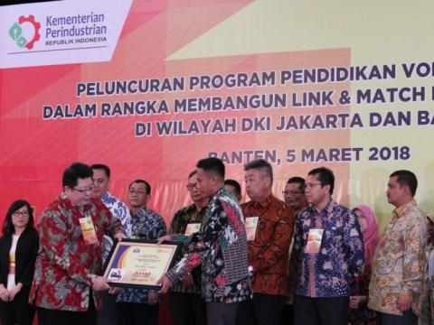 Kemenperin dan AHM Perkuat Pendidikan Vokasi di DKI Jakarta dan Banten