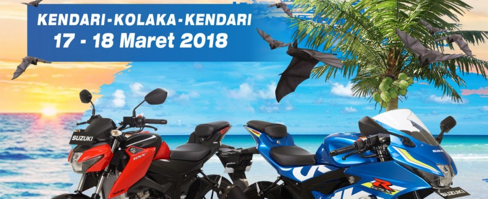 Komunitas Suzuki GSX Kampanyekan Safety Riding