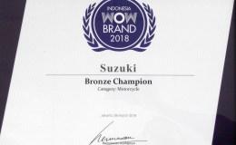 Suzuki Menjadi Brand Yang Semakin Direkomendasikan Pelanggan