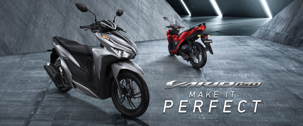 Harga Honda Vario 150 2018 Jawa Tengah