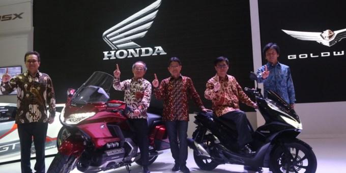 IIMS 2018 AHM Perkenalkan Honda Gold Wing