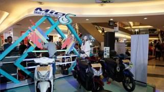 Blue Core Yamaha Motor Show Cirebon 3