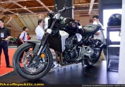 Honda CB1000R 2018 Sudah Dijual di Malaysia