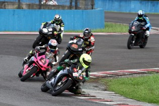 Indonesia CBR Race Day 2018