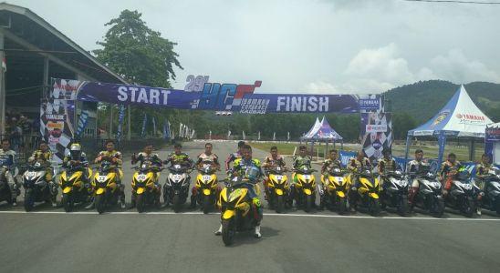 Komunitas Yamaha Peroleh Ilmu Balapan Dari Rey Ratukore