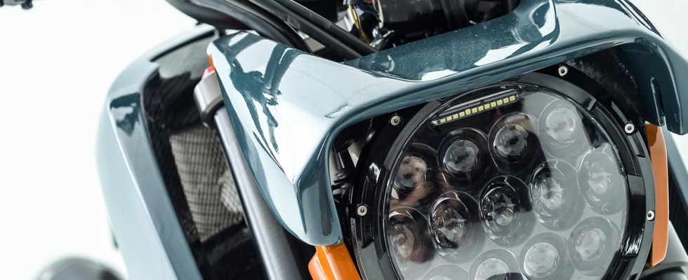 Modifikasi Honda MSX 125 Cafe Racer