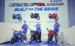 Update Terbaru Suzuki GSX-R150 2018