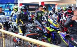 Yamaha Sunday Race 2018 Seri Perdana Diramaikan 215 Starter