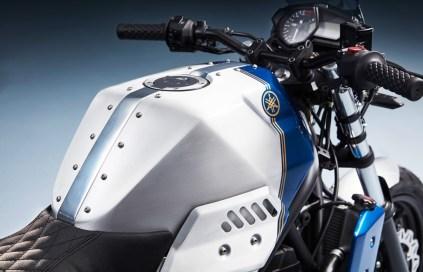 Body Kit Yamaha MT25