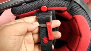 Cara Mengikat Helm Double D ring