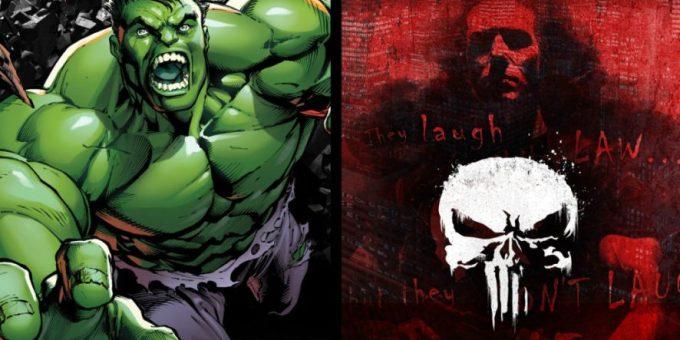 HJC CL-17 Hulk Dan Punisher II