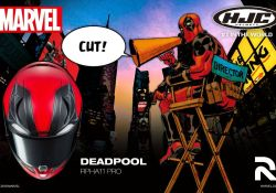 HJC RPHA 11 Deadpool II