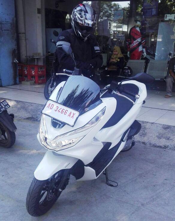 Honda PCX 150 Itu Irit
