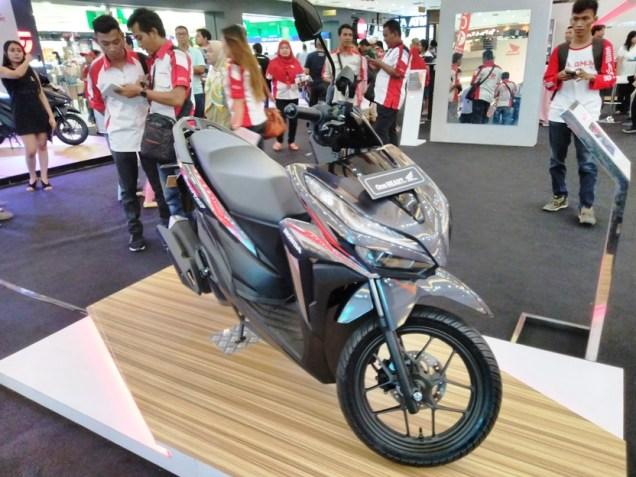 Honda Vario 125 2018 Diluncurkan Di Jateng