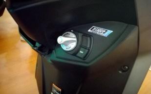 Keyless Yamaha Lexi