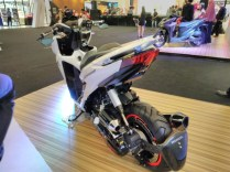 Modifikasi All New Honda Vario 150