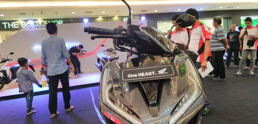 Launching All New Honda Vario