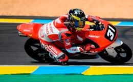 Moto3 CEV Le Mans