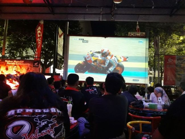 Nonton Bareng MotoGP