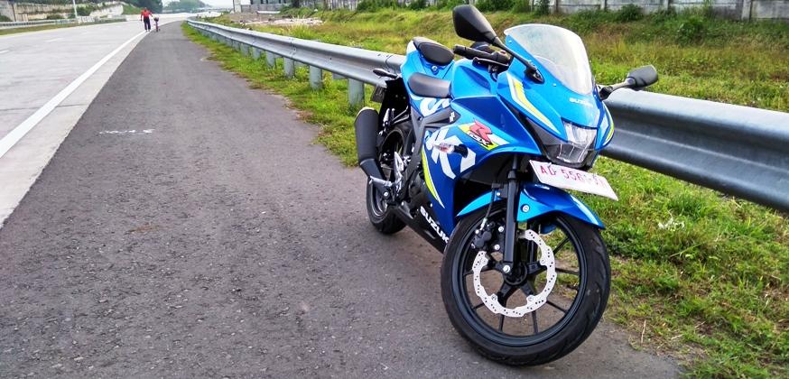 Suzuki GSX-R150 Raih Penghargaan The Best Sport Bike