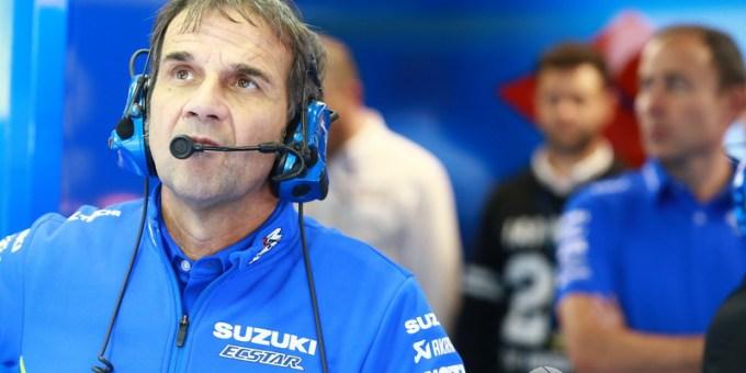 Tim Satelit Suzuki MotoGP 2019