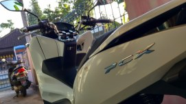 body samping honda pcx 150