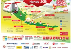 Bale Santai Honda 2018