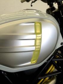 Ducati Scrambler Desert Sled Modifikasi