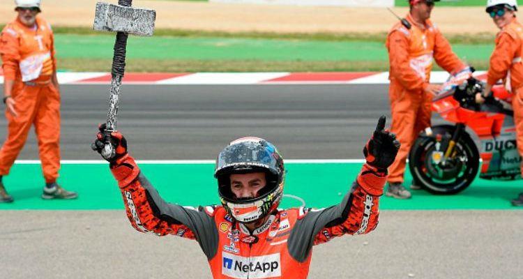 kemenangan Beruntun Lorenzo