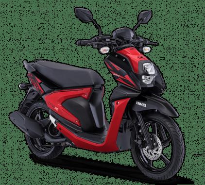 All New Yamaha X-Ride 125 2018