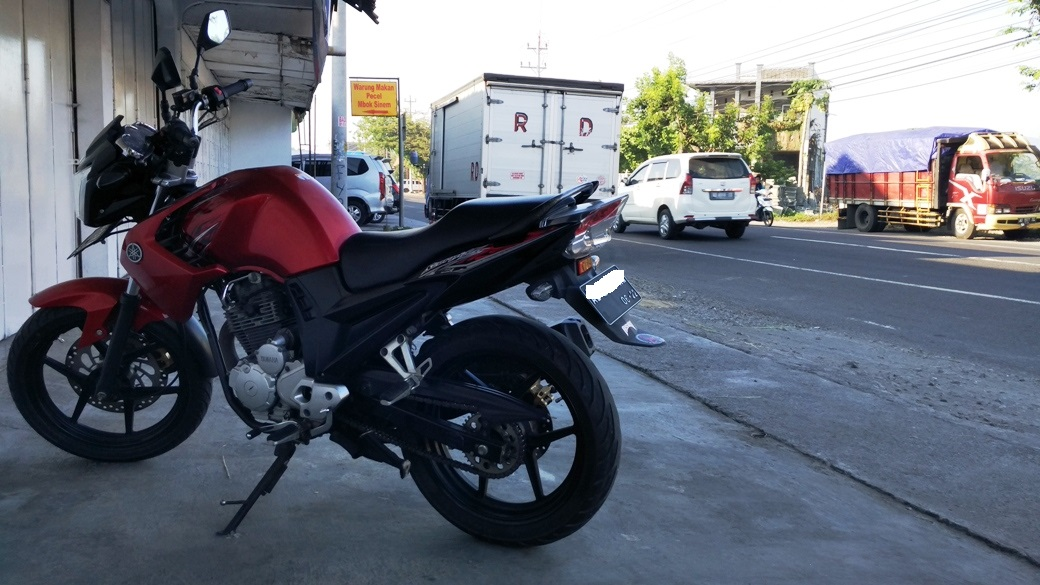 Konsumsi Bahan Bakar Yamaha Scorpio