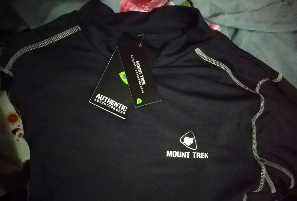 Review Base Layer Mount Trek